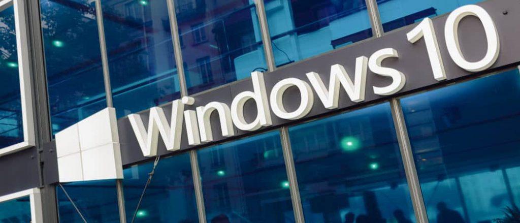 Arbeiten mit dem Windows 10 Betriebssystem